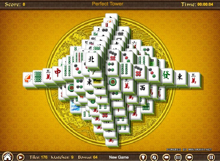 Mahjongtower