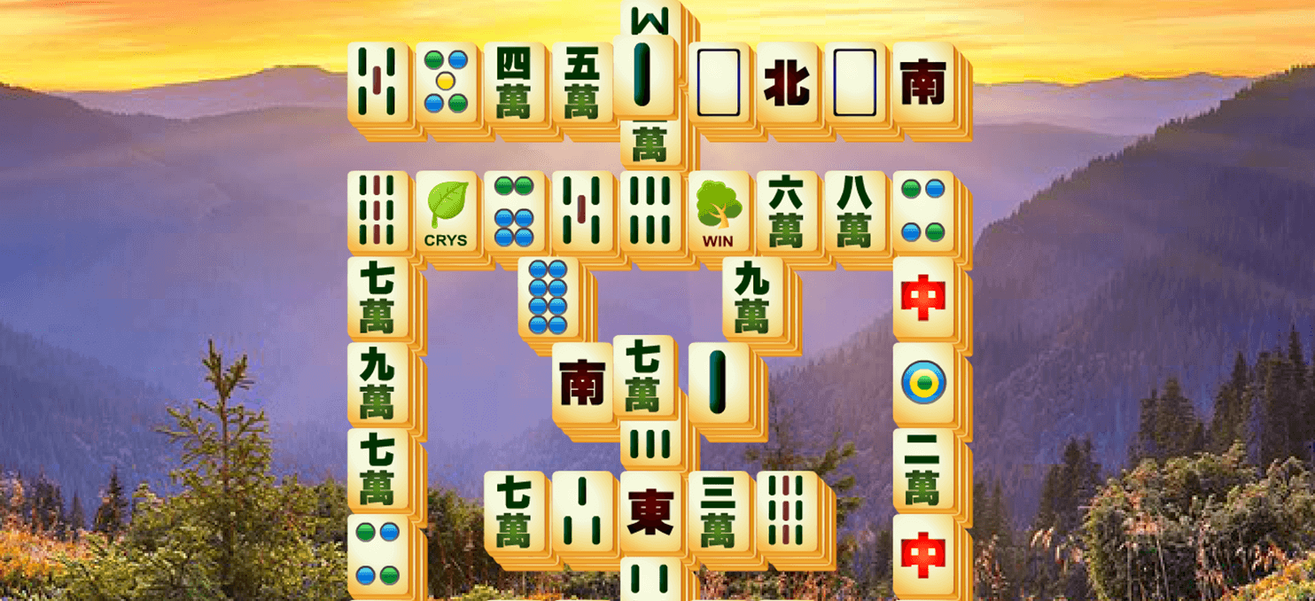 Four Seasons Mahjong full screen