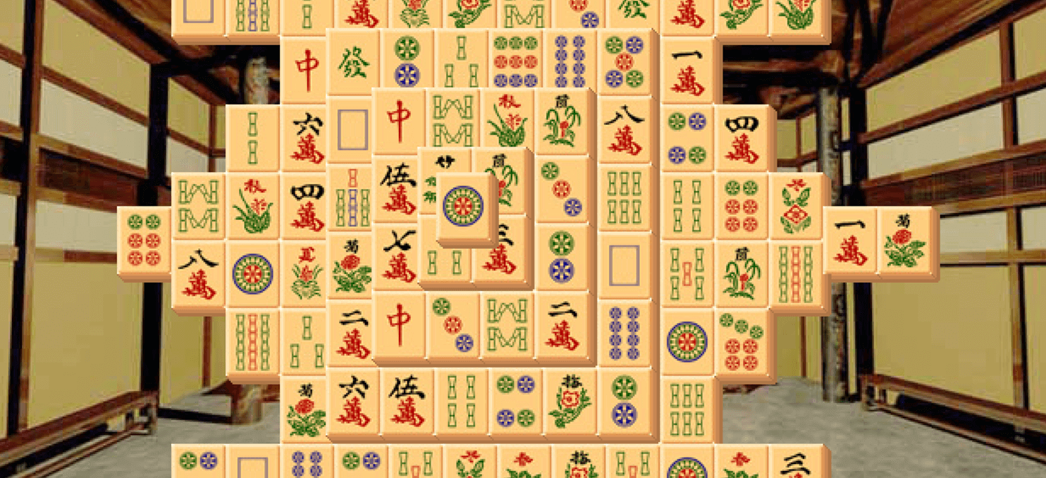 Mahjong Ace full screen