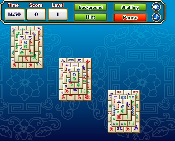 New Mahjong 2021 full screen