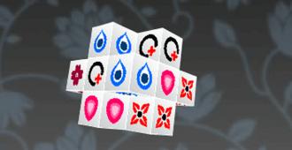 3D Mahjong game
