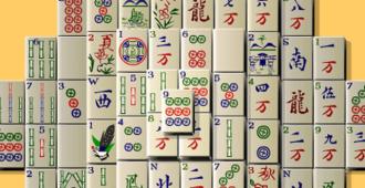 Mah Jongg game