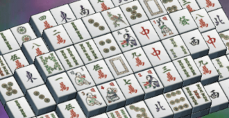 Mah Jongg Solitaire game