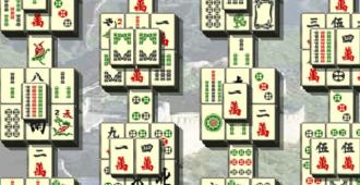 Mahjong The Endless Journey Mini game