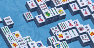 Mahjongg Garden game