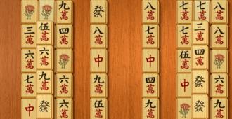 Silkroad Mahjong game