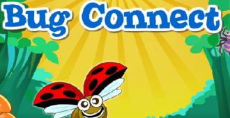 Bug Connect Mahjong game