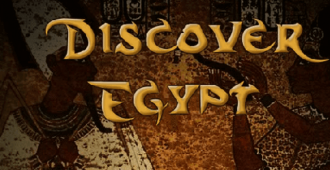 Discover Egypt Mahjong game