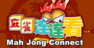 Mah Jong Connect game
