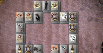 Mahjong Boss game