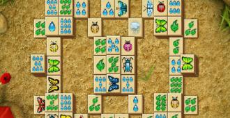 Mahjong Bug Jong game