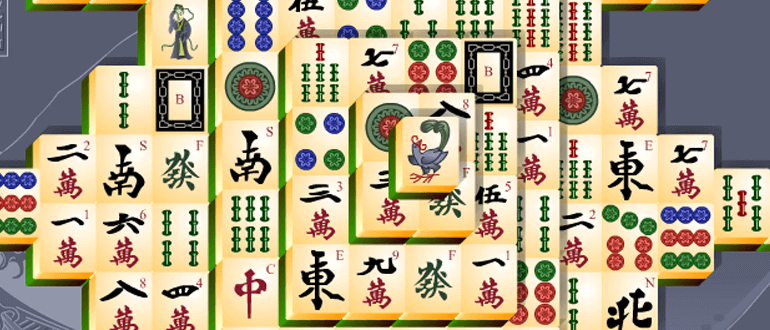 Mahjong Titans game online — Play full screen for free