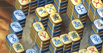 Mahjongg Alchemy game