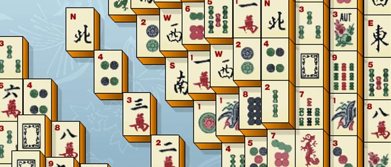 Mahjongg Online