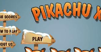 Pikachu Xi Mahjong game