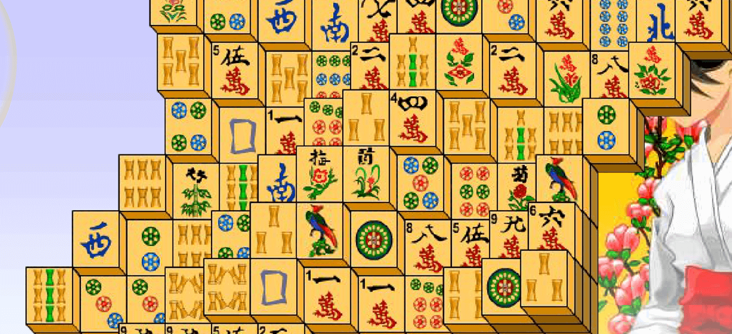 Elite Mahjong full screen