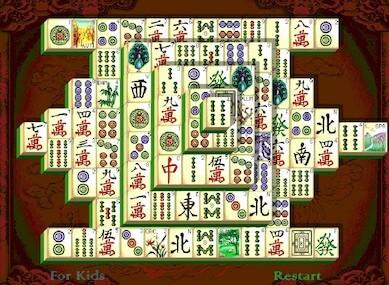 Mahjong Shanghai Online