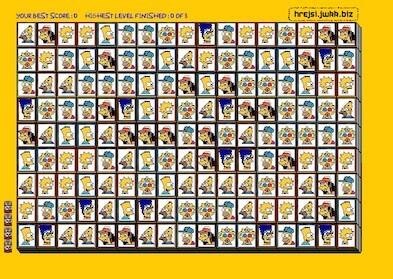 Simpsons Mahj